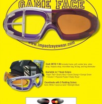 Impactz Eyewear Ad