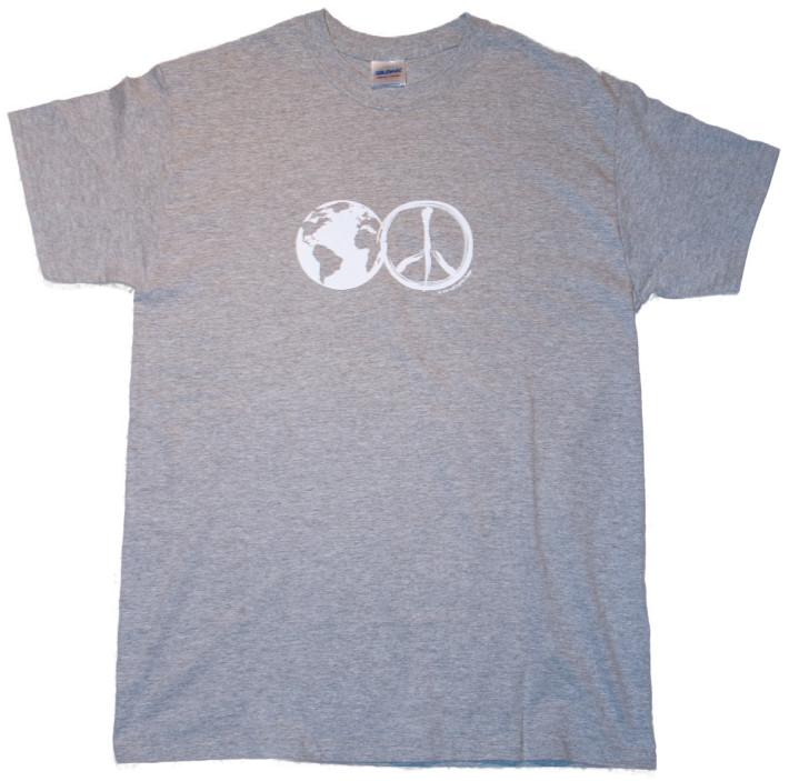 World Peace Short Sleeve Tshirt
