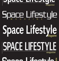 Space Lifestyle Magazine Masthead