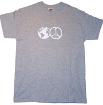 World Peace Short Sleeve Tshirt