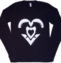 Horse Love Long Sleeve Tshirt